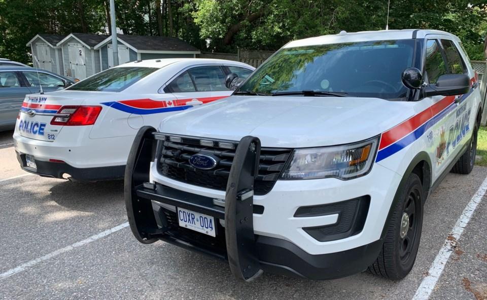 20190811 north bay police cruisers turl
