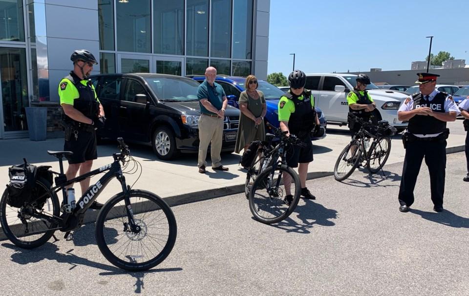 2020 bike patrol presser