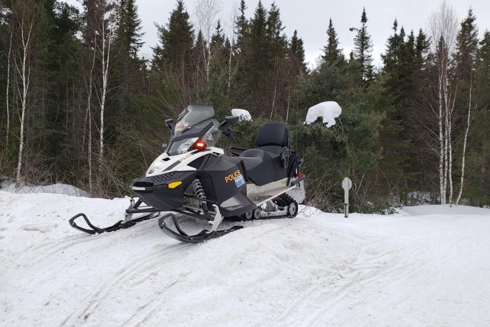 20200229 opp snowmobile