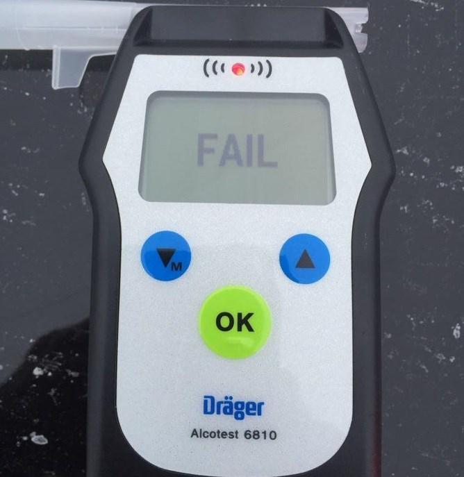 20200405 impaired driver fail breathalyzer turl