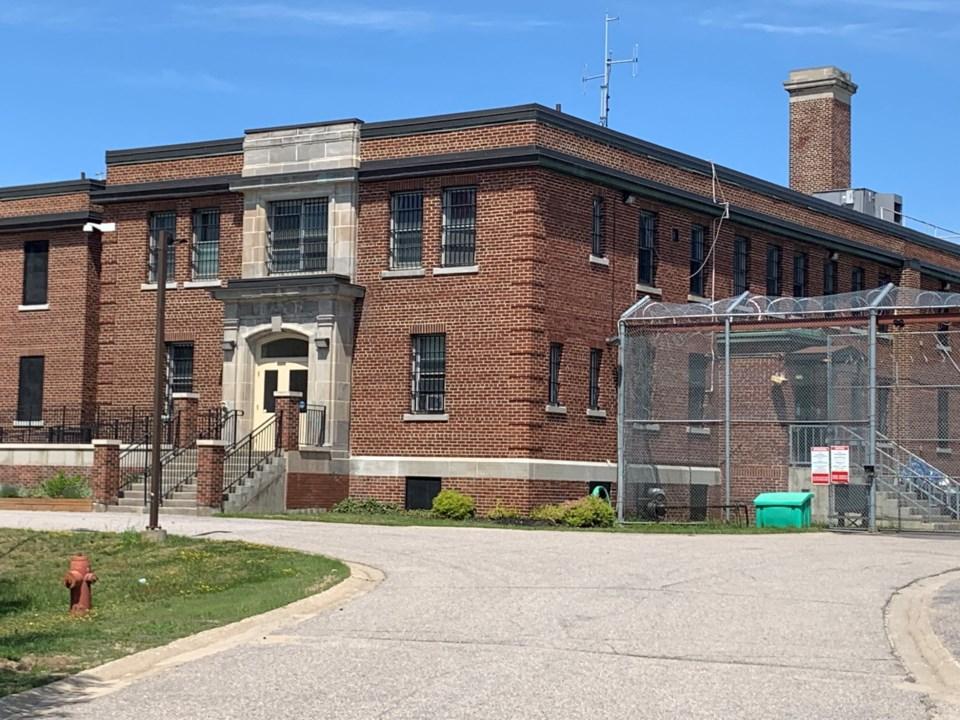 20210617 North Bay Jail
