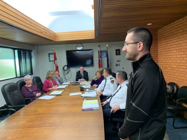 clarke police board october 2019
