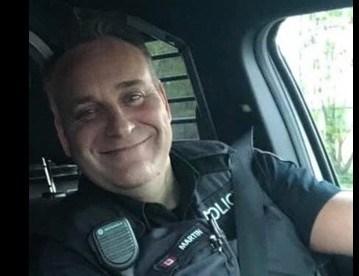 Gerry Martin officer