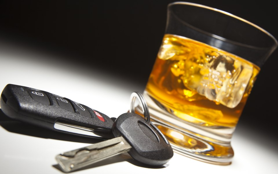 impaired driving 2015
