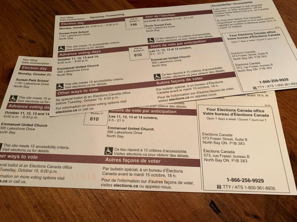 2019 voter information cards turl