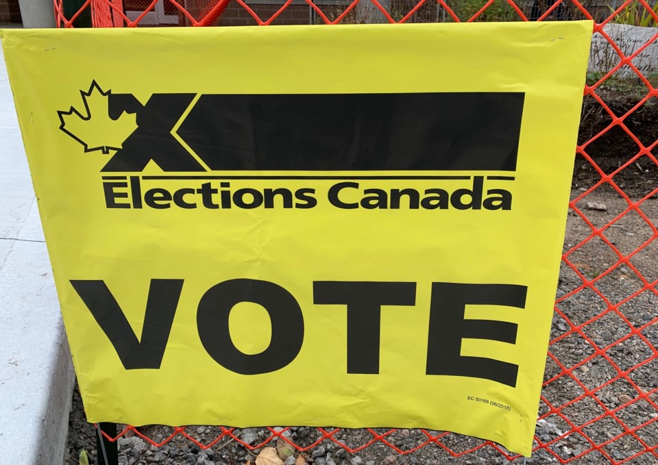 20191021 vote sign elections canada