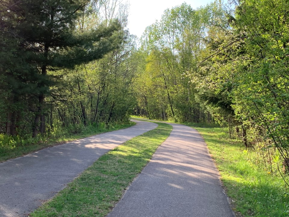 20200602 Kinsmen trail north bay
