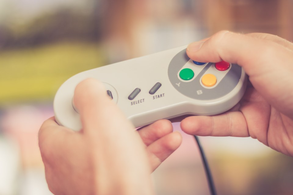 video game controller AdobeStock_121026629 2017