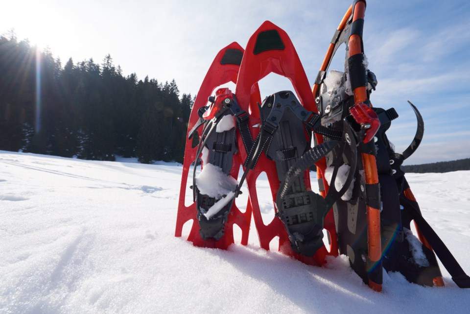 snowshoes AdobeStock_95151071 2017