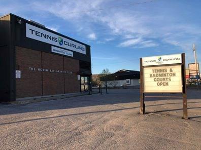 20200420 graniteclub tennis and badminton
