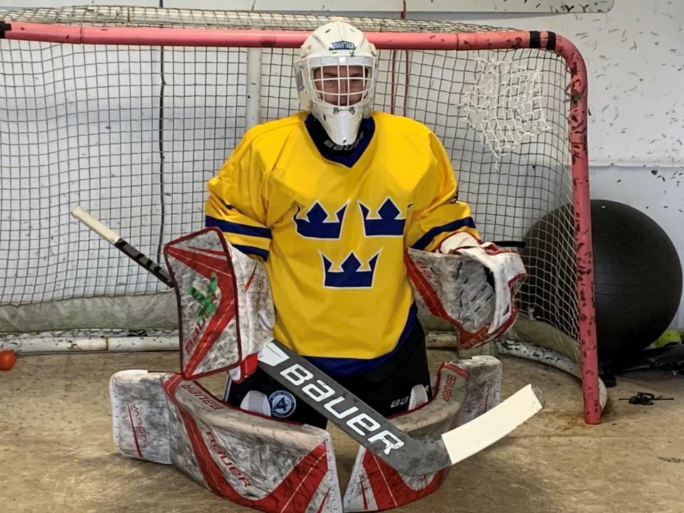 2021 Caleb Sanders Sweden