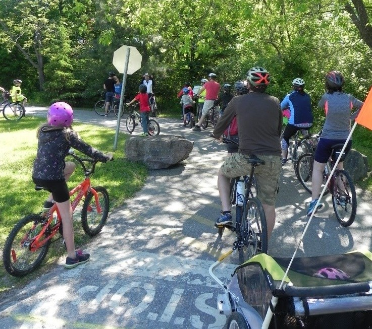 bicycle club gearing up discovery routes 2016