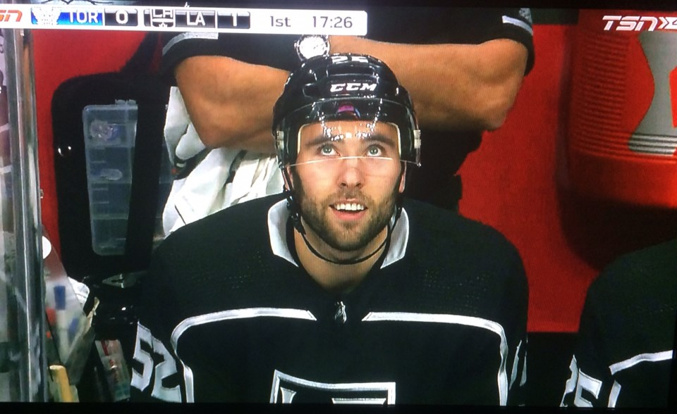 mike  amadio la kings