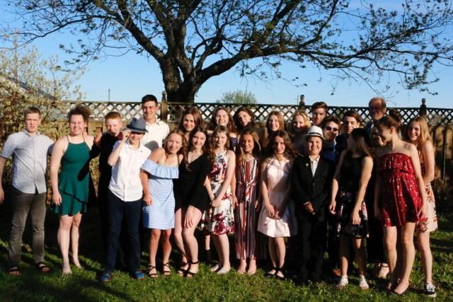TBirds Team Photo Banquet 2019