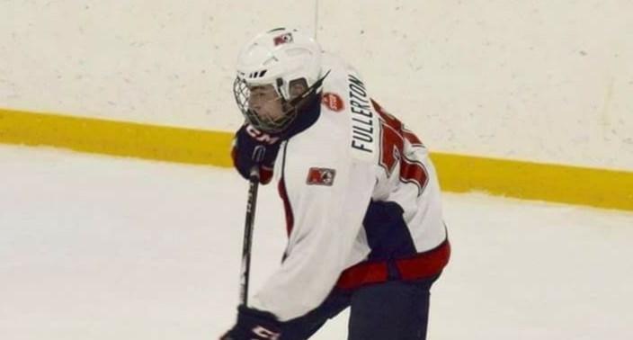 2021 Jake Fullerton Trappers hockey