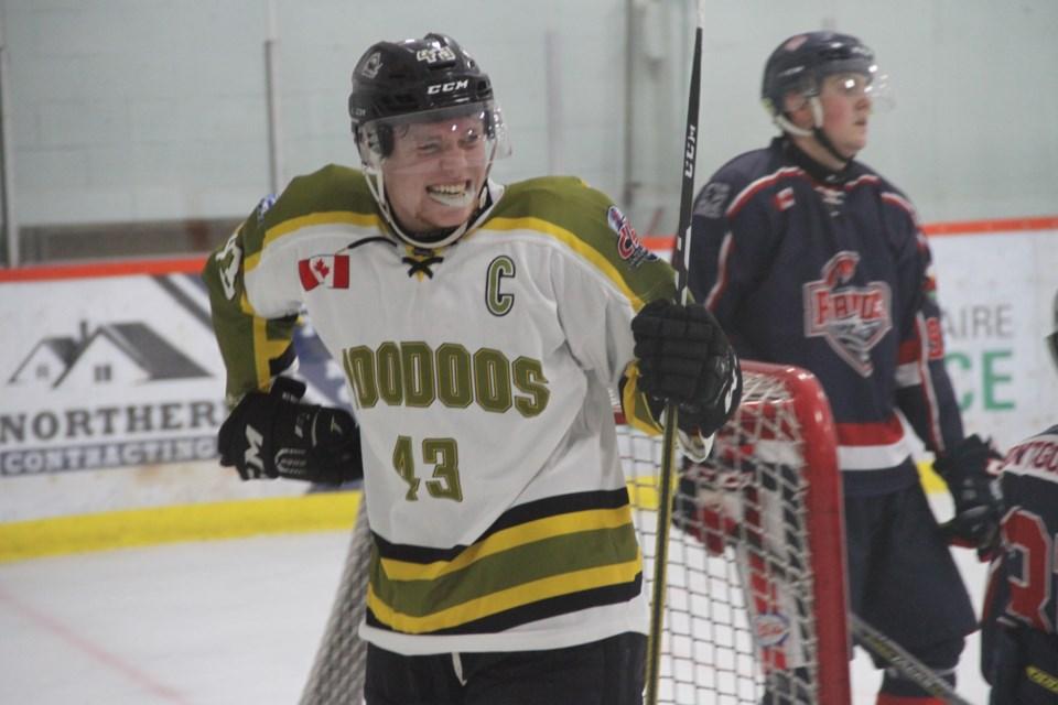 Bowman writing final junior hockey chapter in Powassan - BayToday.ca