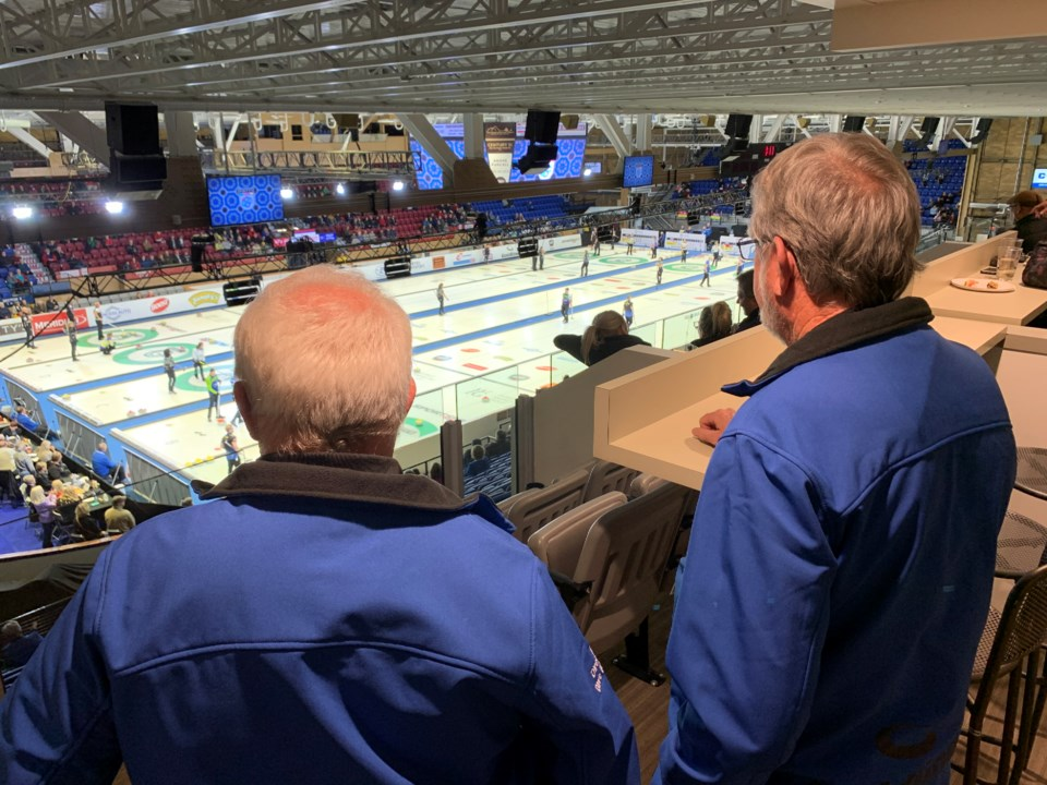 2019 world curling