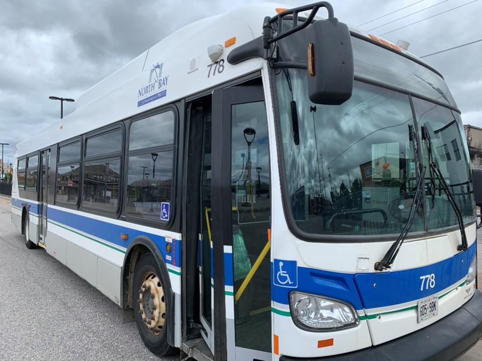 20200609 transit bus north bay turl