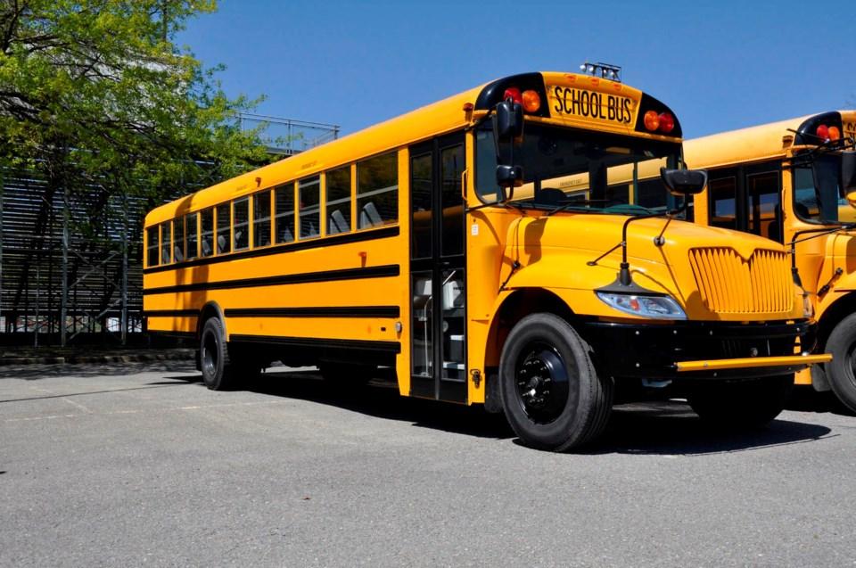 schoolbussespark