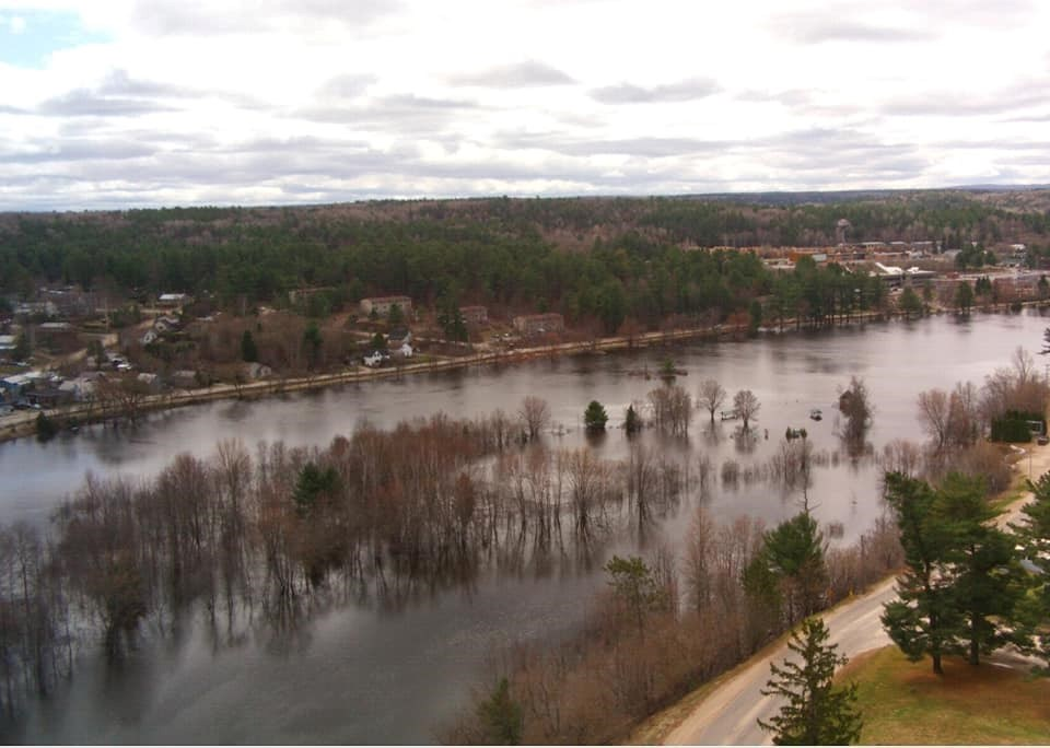 20190508 flooding mattawa and ottawa rivers opp