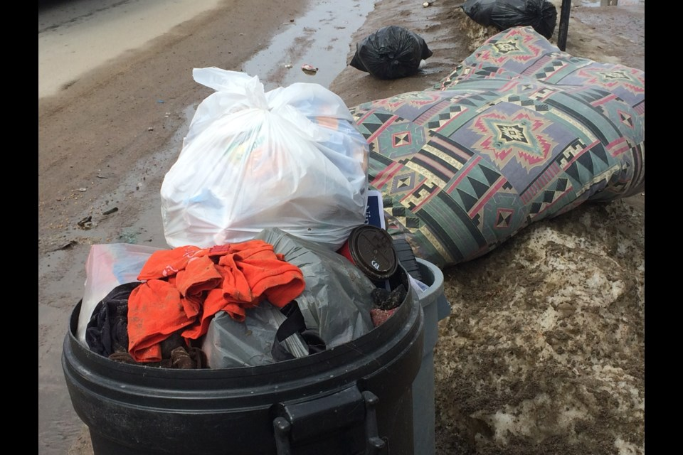 Council  votes to keep reusable textiles out of the landfill