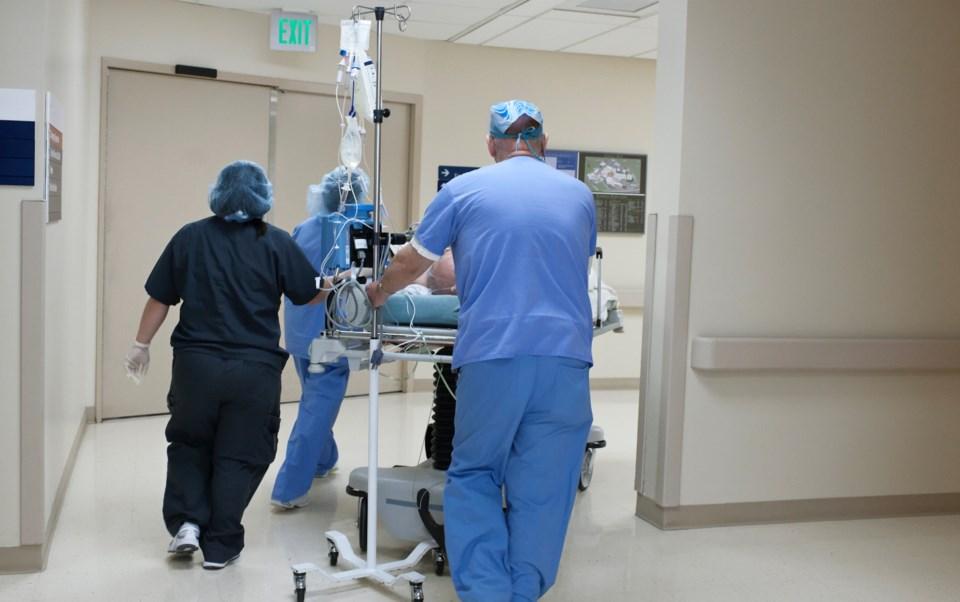 hospital - Reza Estakhrian - Getty Images