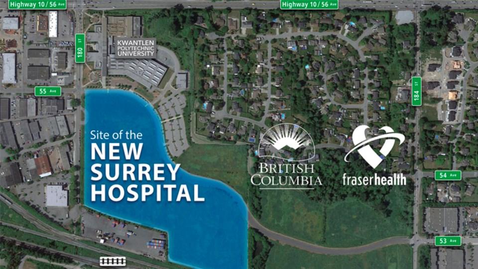 New Surrey Hospital image