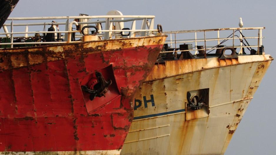 Ship-derelicts-kjerulff-Eplus-Getty Images