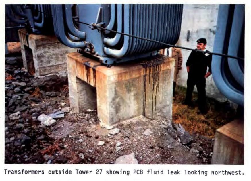 Transformer PCB leak pic