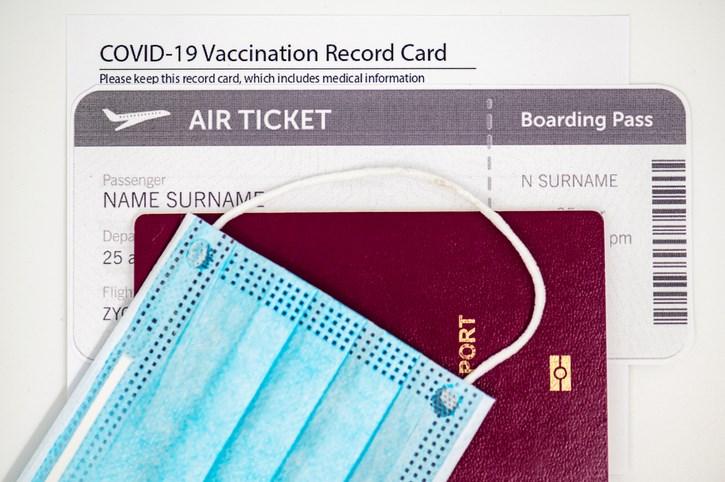 Vaccine-passport-Stefan Cristian Cioata-Moment-Getty Images