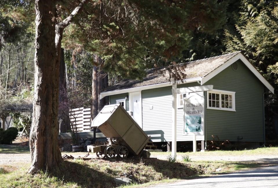 Higgins' cabin