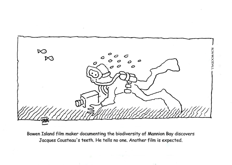 Cousteau cartoon Jan 21, 2021 2