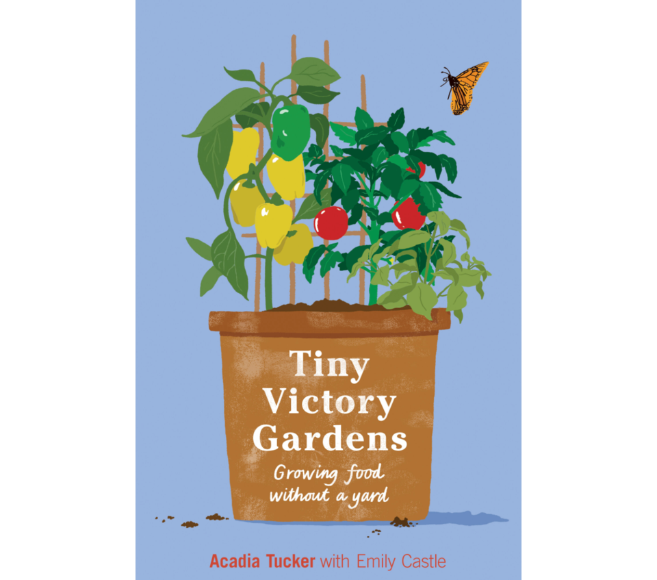 Tiny Victory Garden cover page