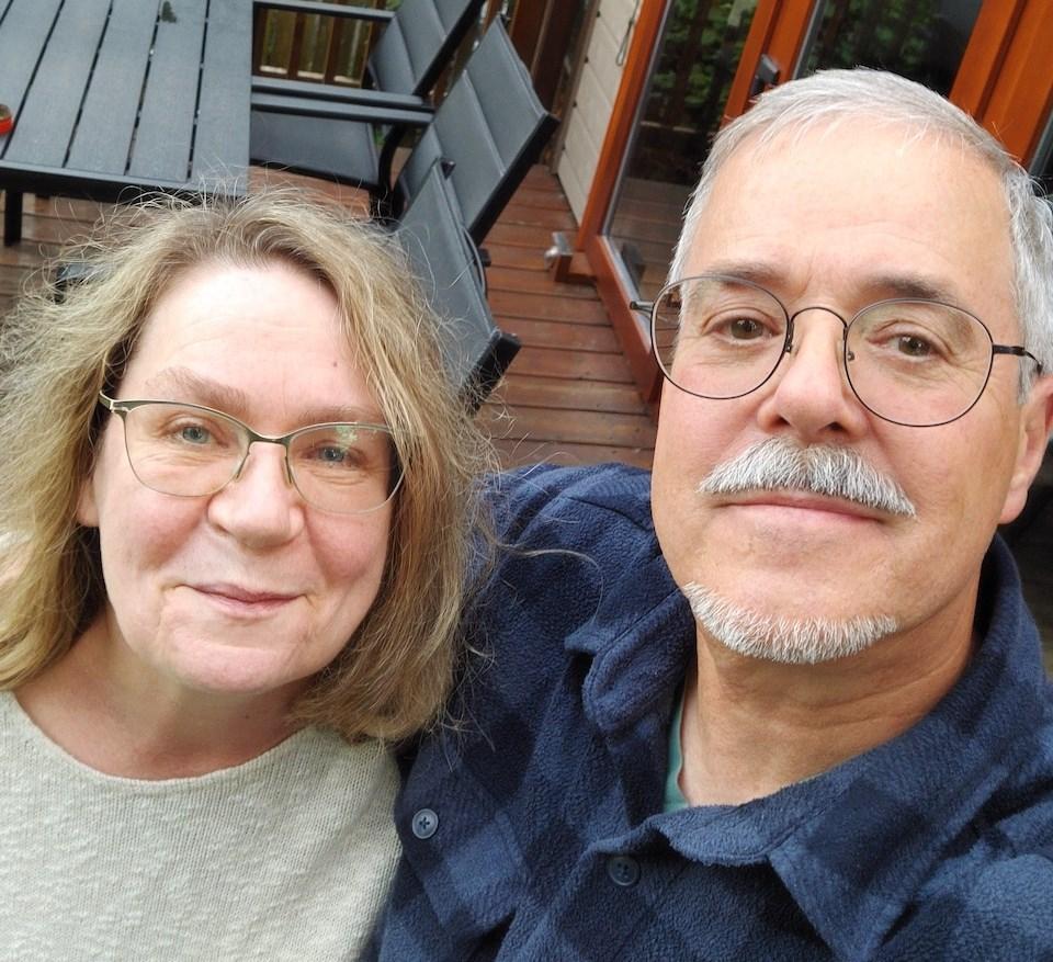 Bea Anderson and Doug Nash