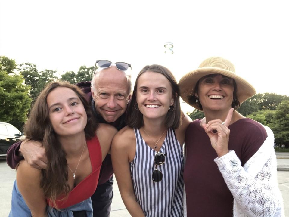 Teun and Family