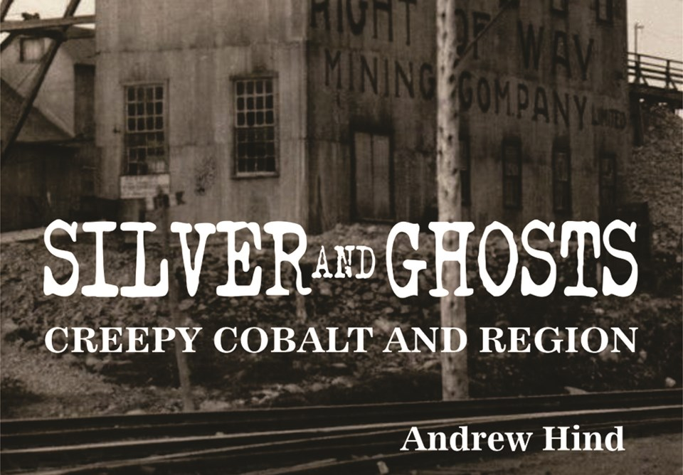 silver and ghosts cover 1