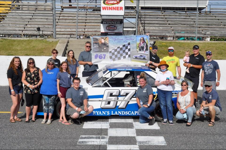 Melissa Bullen Memorial - Sunset Speedway, Innisfil