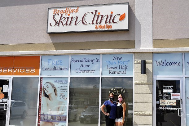 One of Bradford Skin Clinic's regular client raves about Owner Mia Liefso and her services at the med spa. Jackie Kozak for BradfordToday