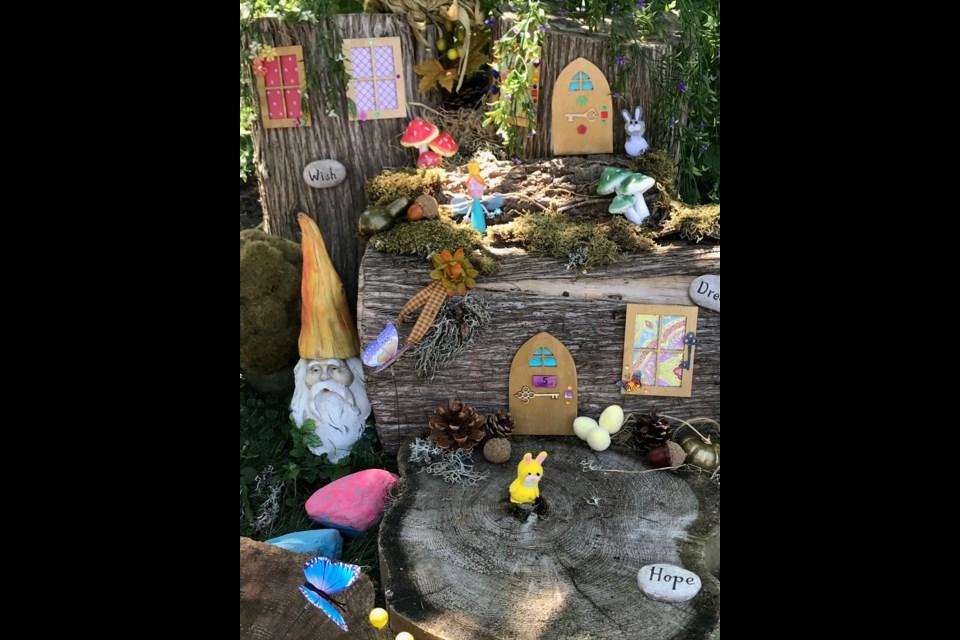 Cookstown Fairy Trail - entry: 5 Hamilton