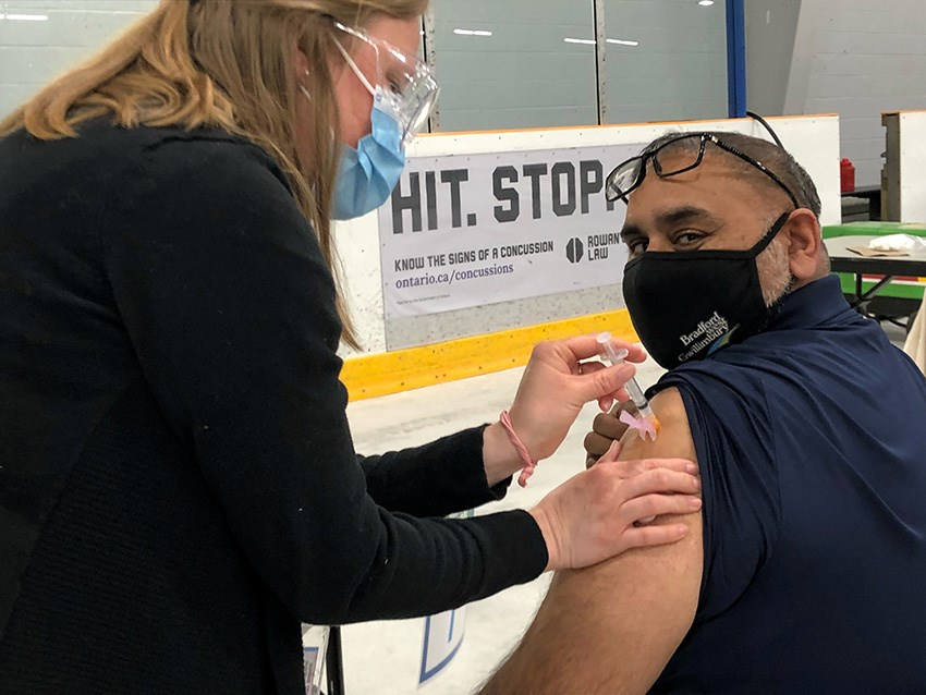 2021-04-15 Councilor Raj Sandhu vaccination