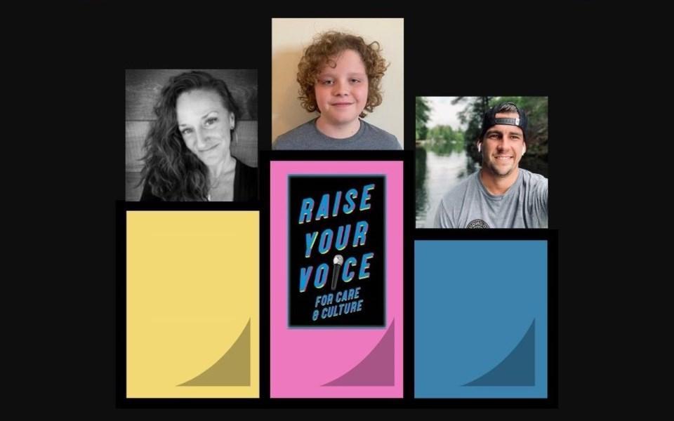 Raise Your Voice - Finalists