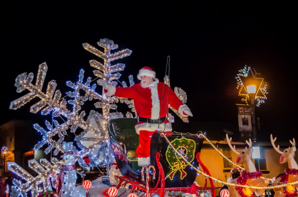 Christmas parade in Fall River goes Sunday - HalifaxToday.ca