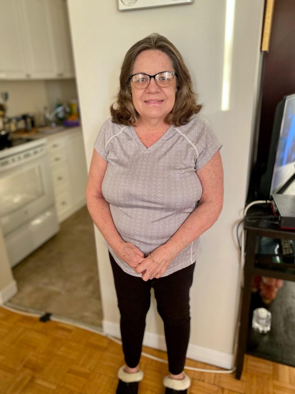 Glenda Higdon Deaf Client