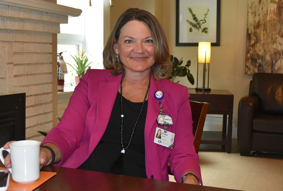 Arden Krystal is the president and CEO of Southlake Regional Health Centre. File photo