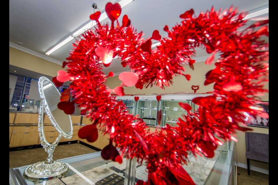 It's not too late to show your love this Valentine's Day. Bradford Jewellery has some great last minute deals. Swing by to see Peter and his team for details. Dave Kramer for BradfordToday.