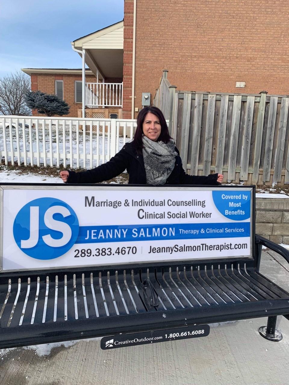 Jeanny Salmon