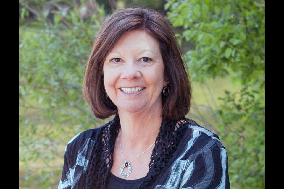 Mystery writer July Penz Sheluk will moderate the panel discussion at the Bradford Library on May 4. SUBMITTED