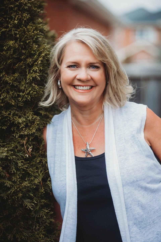 Life therapist Kelly Garge