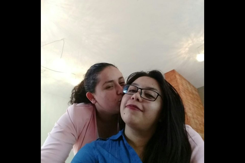 Juanita Solorio and Cynthia Cisneros were a married couple from Mexico who had recently come to Canada looking for a better life. Facebook photo