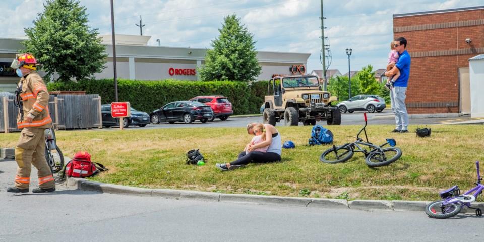 2021-06-20 - Child Cyclist struck June 20 (1)